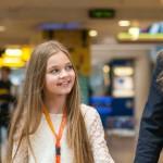 Safety For Children Flying Alone