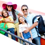 Ten safety tips when traveling with Children