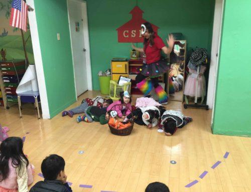 Rainbow preSchool Musical Theater 1