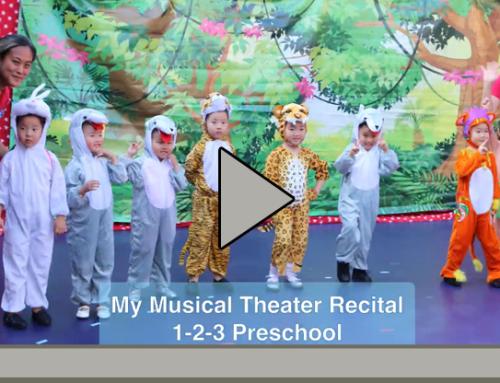 Jungle Book Recital – 6/24/2016 – 1-2-3 Preschool