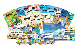 Little Musical English-CRSL - Musical English - early childhood learning program