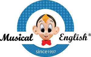 Musical English LOGO-Blue-Round-Little Melody-color 1500