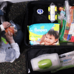 Packing A Carry On Bag With Children In Mind
