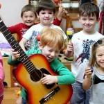 Helping Children Learn Through Music