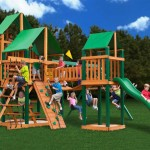 Outdoor Playset: A Great Way To Keep Your Children Healthy