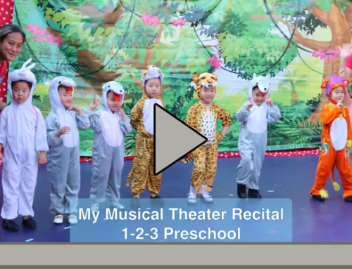 Jungle Book Recital – 6/24/2016 – 1-2-3 Preschool