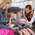 Flying With Your Children